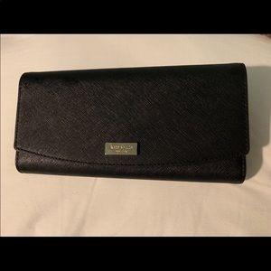 Black Kate Spade Wallet *BRAND NEW*